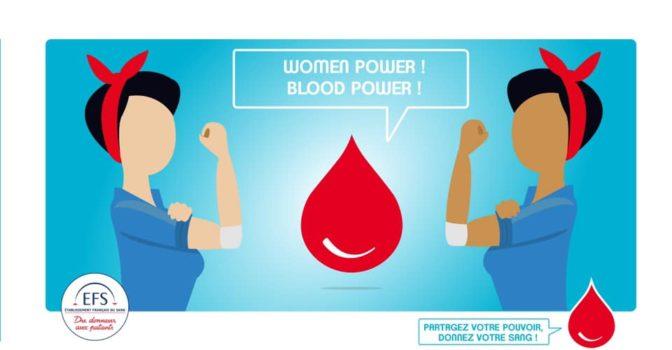 Opération don du sang !